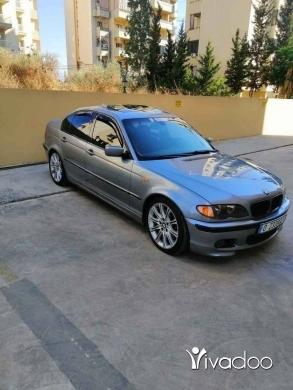 BMW in Beirut City - 330i 2004 zhp original