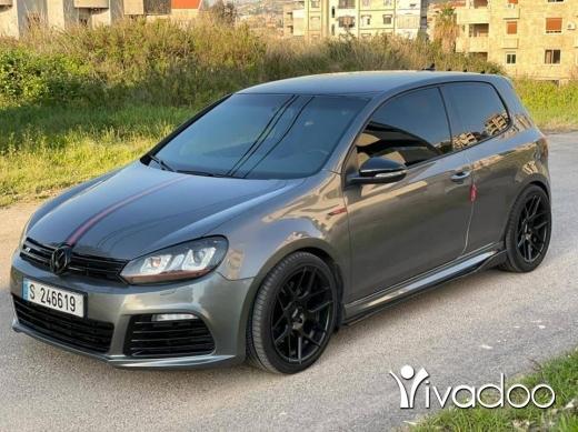 Volkswagen in Beirut City - Golf Mk6 Gti