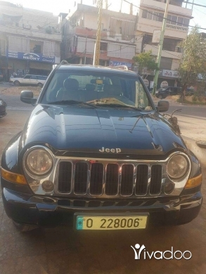 Jeep in Beirut City - Jeep liberty model 2006 full options