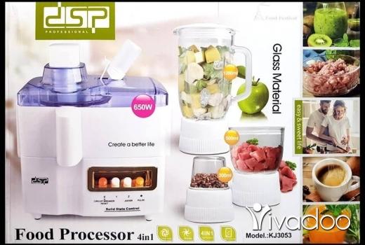 Appliances in Beit El Din - 4 in 1 food processor