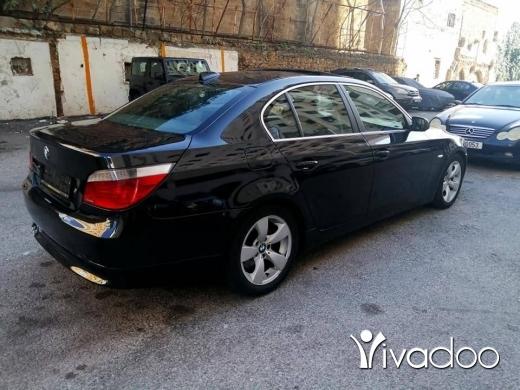 BMW in Beirut City - Bmw E60 525i 2006
