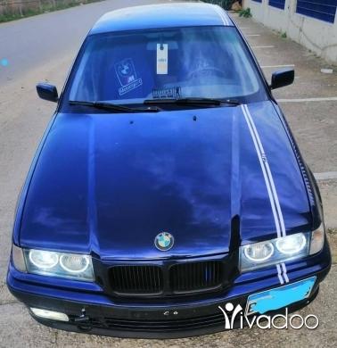 BMW in Tripoli - BMW E39 325