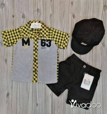 Clothes, Footwear & Accessories in Beirut City - طقم  3 قطع