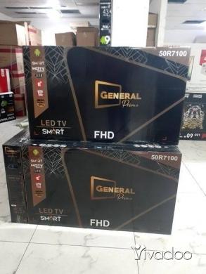 TV, DVD, Blu-Ray & Videos in Beirut City - شاشا 50 انش جنرال