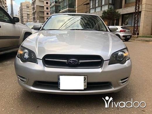 Subaru in Tripoli - Subaru  legacy