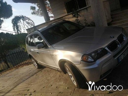 BMW in Beirut City - Bmw x3 2006