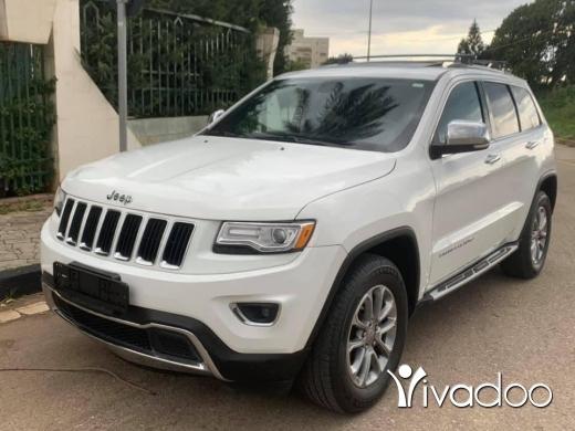 Jeep in Tripoli - Jeep Grand Cherokee 2014