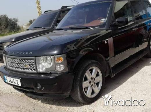 Rover in Tripoli - vogue model 2004