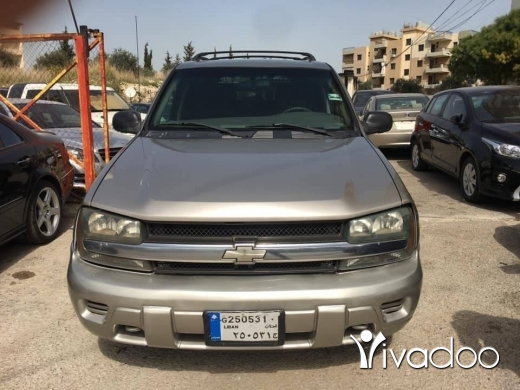 Chevrolet in Zgharta - Chevrolet TrailBlazer