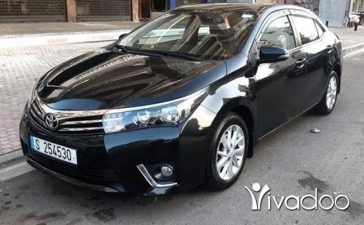 Toyota in Tripoli - Toyota corolla type 2