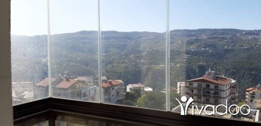 Apartments in Ballouneh - L07686 - Apartment for Rent in Ballouneh - Banker's Check!