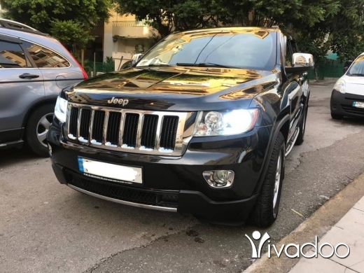 Jeep in Beirut City - 2011 Jeep Grand cherokee 03633681