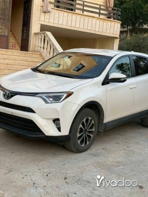 Toyota in Sour - Toyota Rav 4 2016
