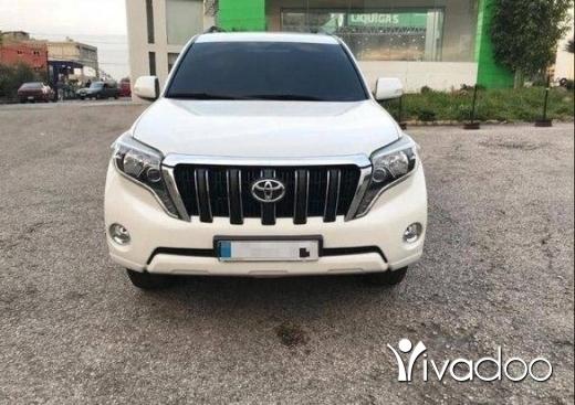 Toyota in Zgharta - Prado 2014 BUMC