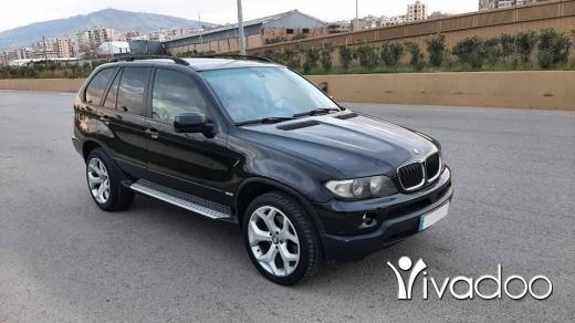 BMW in Tripoli - - Bmw X5 / 2006