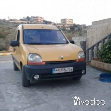 Renault in Akkar el-Atika - رابيد كونغو مفتحة موديل ٢٠٠٢