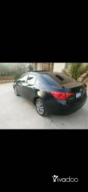 Toyota in Zahleh - Toyota corolla XLE 2018 full options