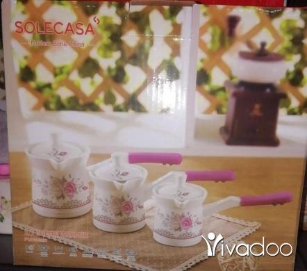 DIY Tools & Materials in Hadeth - طقم شاي و ركاوي