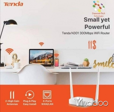 Other Goods in Tripoli - Router Tenda