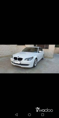 Audi in Tripoli - Bmw 523
