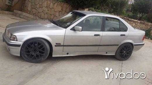 BMW in Akkar el-Atika - بي أم بوي ٩٢ موتير ٣٢٥