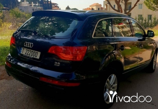 Audi in Beirut City - Audi Q7
