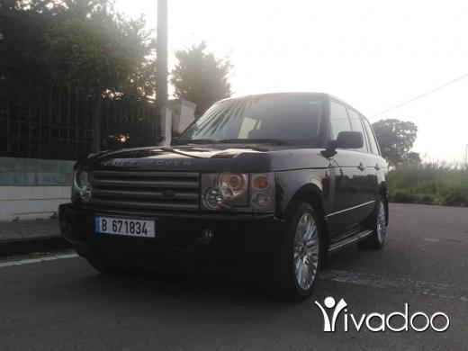 Rover in Tripoli - Vogue 2003