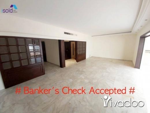 Apartments in Hamra - A 240 m2 apartment for rent in Sakiyat El Janzir