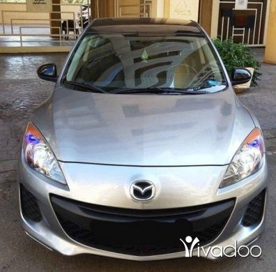 Mazda in Tripoli - mazda 3 2012