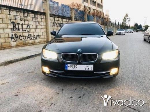 BMW in Tripoli - Bmw E92 2011