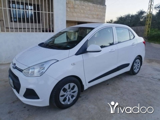 Hyundai in Tripoli - Grand i10 2015 sedan