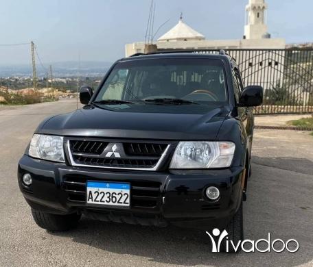 Mitsubishi in Haylan - Mitsubishi(2004,limited) black
