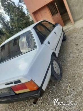 Peugeot in Tripoli - بيجو 505