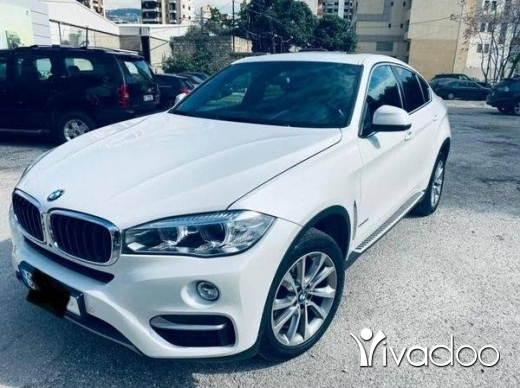 BMW in Beirut City - BMW X6 Xdrive 35i 2017 For Sale