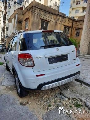 Suzuki in Jdeideh - Suzuki sx4 2008 4wd 2.0L 4 cylander Steptronic 8 Airbags 120000km 6400$ cash WhatsApp 03 933 730