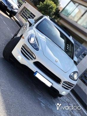 Porsche in Tripoli - Porsche  Cayenne