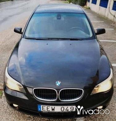 BMW in Tripoli - E60 sport package khar2a