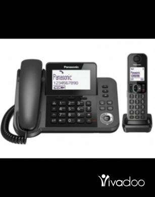 Office Furniture & Equipment in Baabda - Panasonic cordless telephone