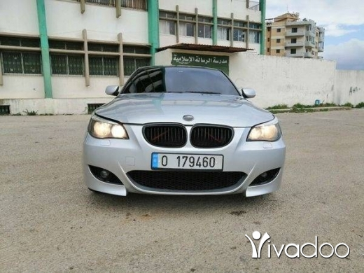 BMW in Tripoli -  BM E 60  موديل 2005