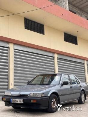 Honda in Akkar el-Atika - هوندا اكورد موديل ١٩٨٧