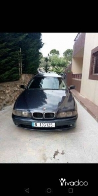 BMW in Nabatyeh - BMW موديل ٢٠٠٣ أتوماتيك