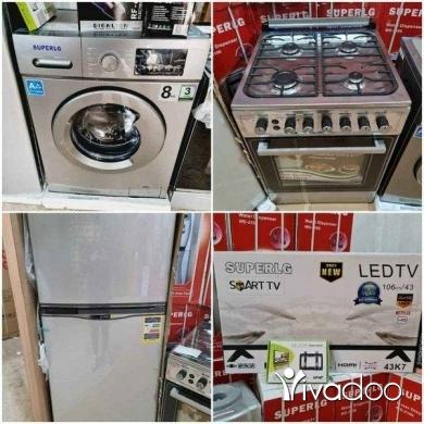 Appliances in Dar Aoun -