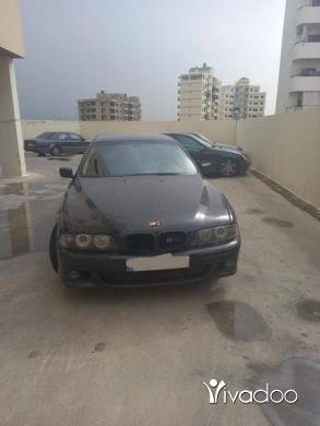 BMW in Tripoli - bmw 528