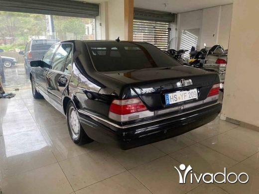Mercedes-Benz in Beirut City - Mercedes Benz S 320 1998 81706550 ☎️