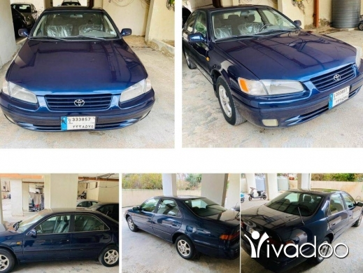 Toyota in Beirut City - Toyota Camry 1998 خارقه النظافه