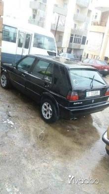 Volkswagen in Tripoli - Golf gti2