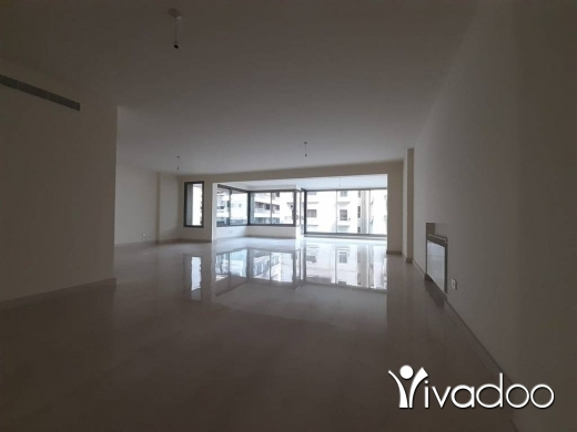 Apartments in Mazraat Yachouh - A 350 m2 apartment with a garden for sale in Clemenceau