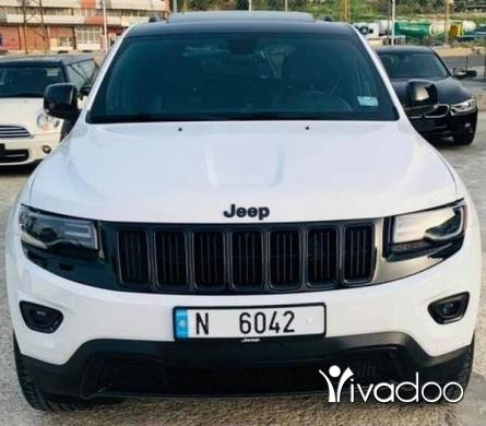 Jeep in Tripoli - جراند شوروكي ٢٠١٤
