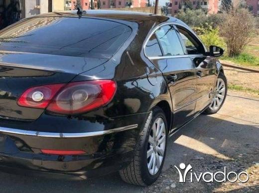 Volkswagen in Tripoli - Syaraa ktirr ndife