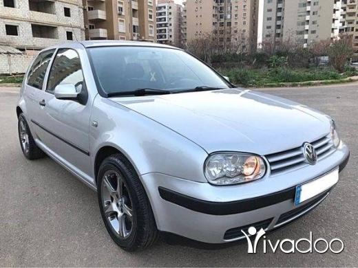 Volkswagen in Tripoli - جولف   ٤